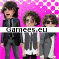 Super Sweet Jonas Bros Quiz SWF Game